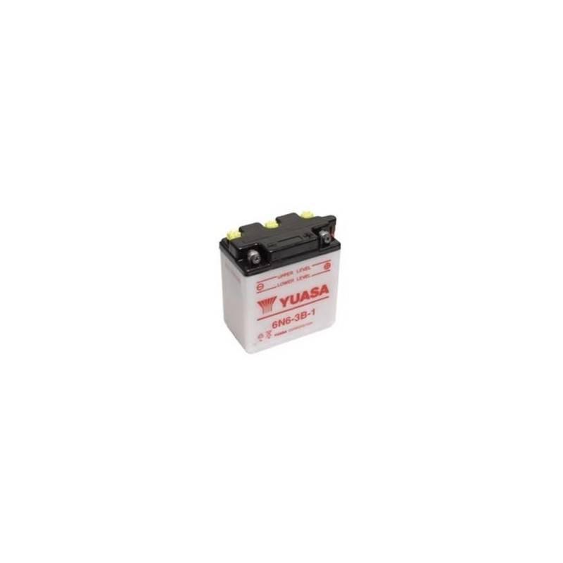 Batterie YUASA 6N6-3B Y6N6-3B YUASA 28,77€