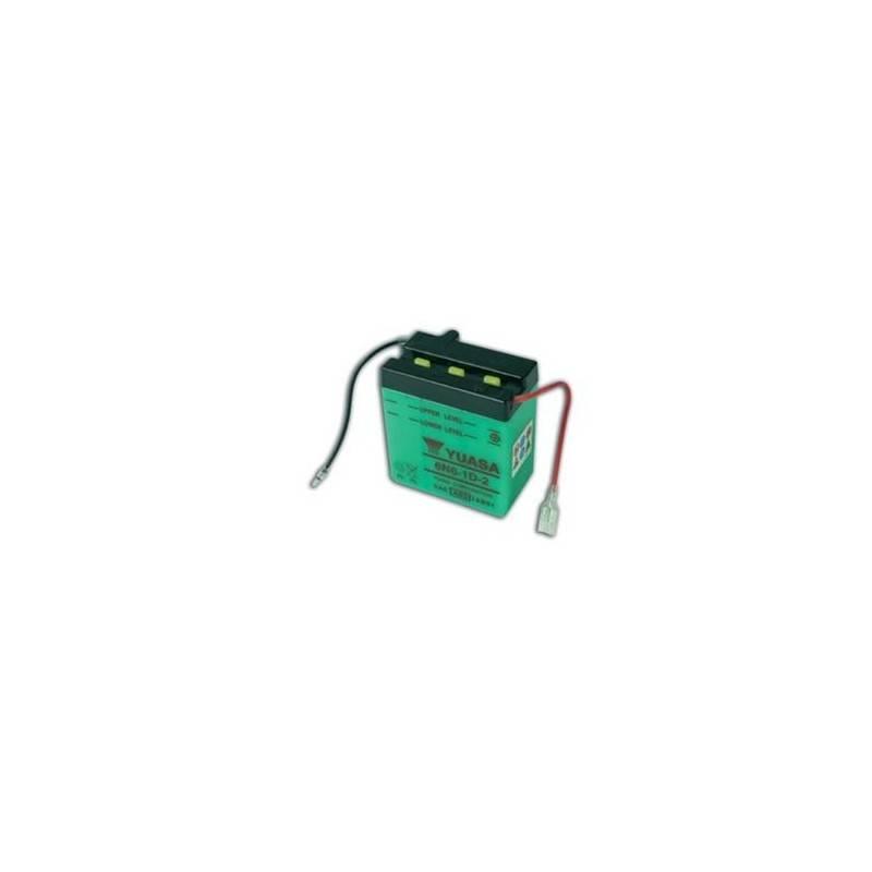 Batterie YUASA 6N6-1D-2 Y6N6-1D-2 YUASA 28,77€