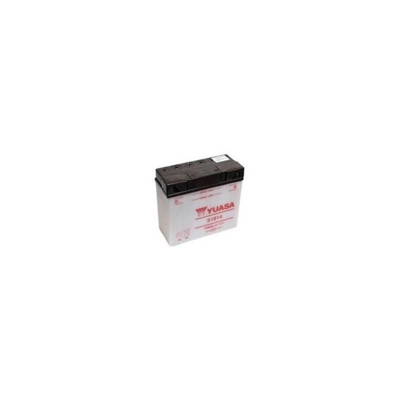 Batterie YUASA 51814 Y51814 YUASA 96,54€