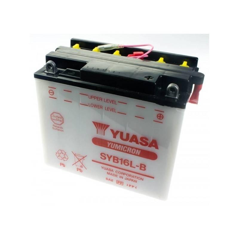 Batterie YUASA SYB16L-B SYB16L-B YUASA 153,94€