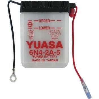 Batterie YUASA 6N4-2A-5 Y6N4-2A-5 YUASA 20,48€