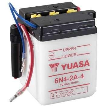 Batterie YUASA 6N4-2A-7 Y6N4-2A-7 YUASA 20,48€