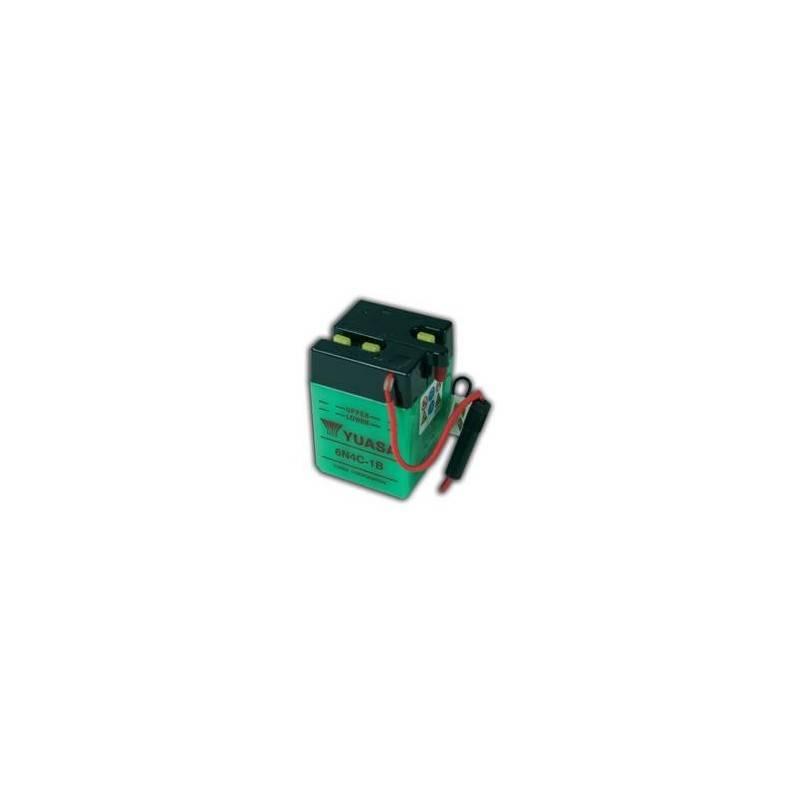 Batterie YUASA 6N4C-1B Y6N4C-1B YUASA 29,25€