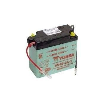 Batterie YUASA 6N4B-2A-3 Y6N4B-2A-3 YUASA 27,79€