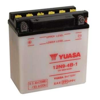 Batterie YUASA 12N9-4B-1 Y12N9-4B-1 YUASA 52,66€