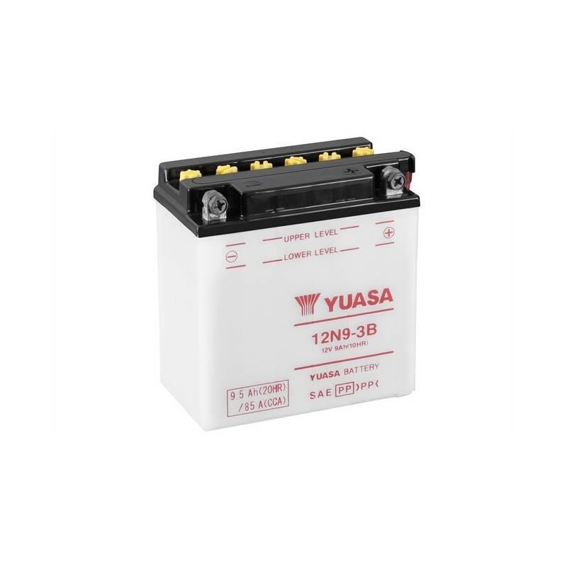 Batterie YUASA 12N9-3B Y12N9-3B YUASA 52,66€