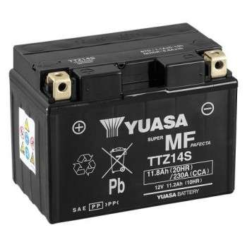 Batterie YUASA TTZ14S-BS TTZ14S-BS YUASA 150,17€