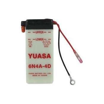 Batterie YUASA 6N4A-4D Y6N4A-4D YUASA 25,35€