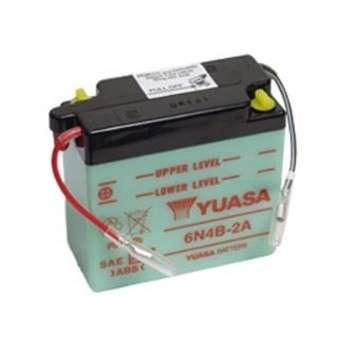 Batterie YUASA 6N4B-2A Y6N4B-2A YUASA 27,79€