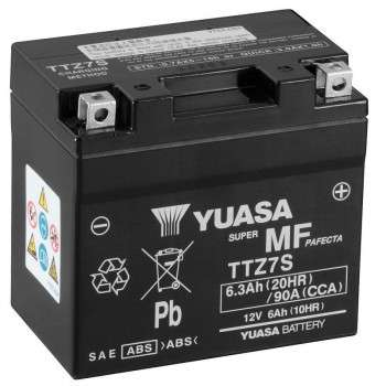 Batterie YUASA TTZ7S Remplie TTZ7S YUASA 83,86€