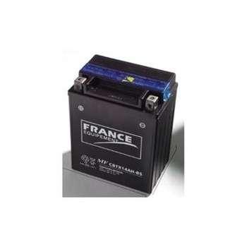 Batterie France Equipement CBTX14AH-BS CBTX14AH-BS FRANCE EQUIPEMENT 79,86€