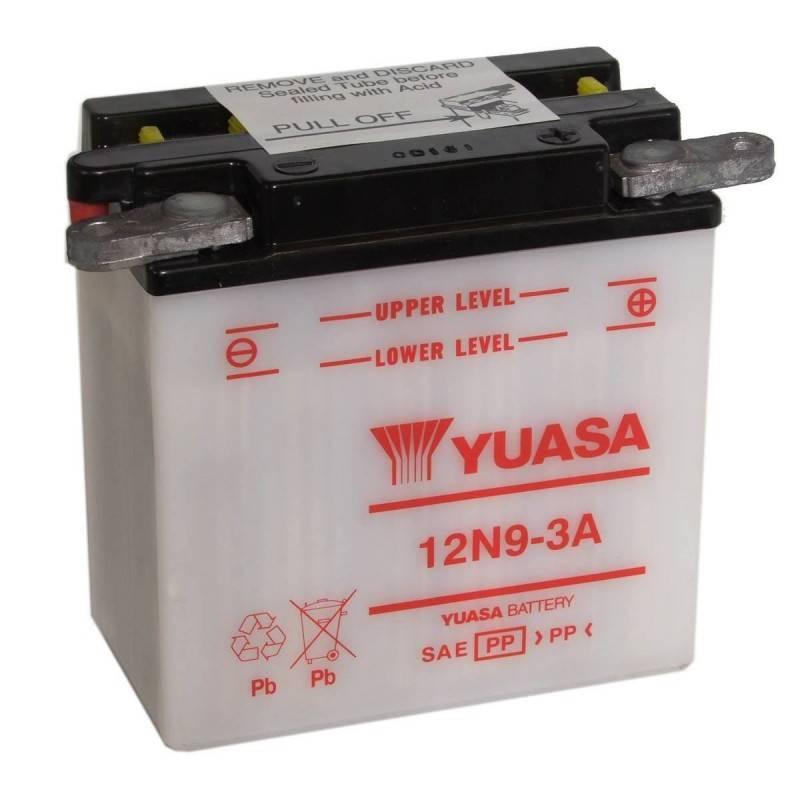 Batterie YUASA 12N9-3A Y12N9-3A YUASA 52,66€