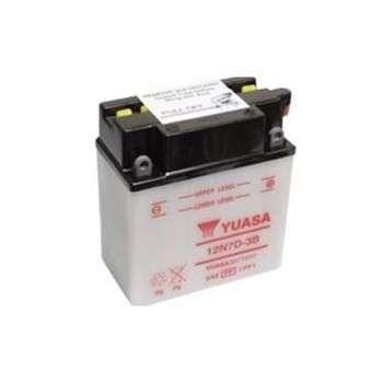 Batterie YUASA 12N7D-3B Y12N7D-3B YUASA 44,37€