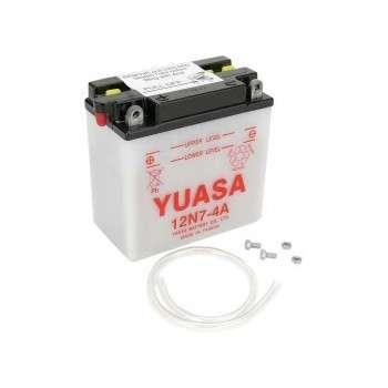Batterie YUASA 12N7-4A Y12N7-4A YUASA 40,47€
