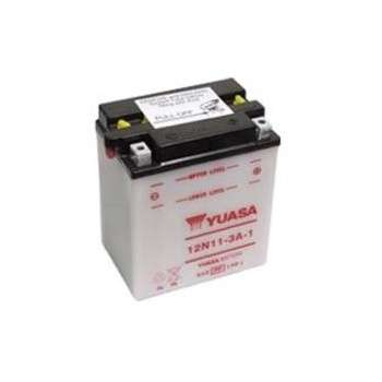 Batterie YUASA 12N11-3A-1 Y12N11-3A-1 YUASA 62,90€