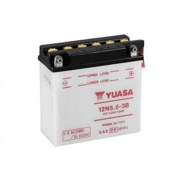 Batterie YUASA 12N5.5A-3B Y12N5.5A-3B YUASA 45,34€