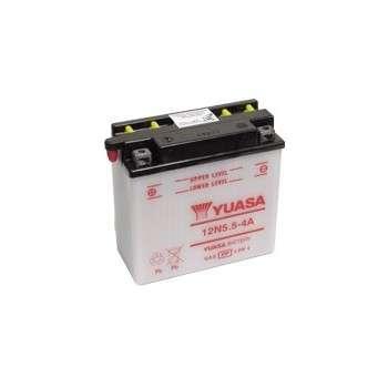 Batterie YUASA 12N5.5-4A Y12N5.5-4A YUASA 38,03€