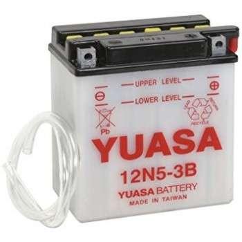 Batterie YUASA 12N5-3B Y12N5-3B YUASA 37,06€