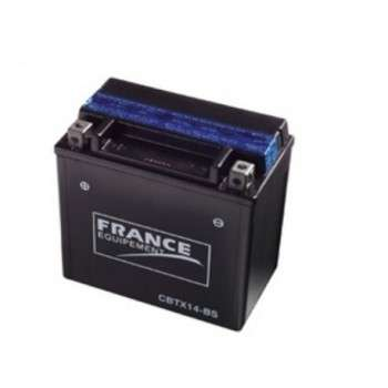 Batterie France Equipement CBTX14-BS CBTX14-BS FRANCE EQUIPEMENT 63,09 €