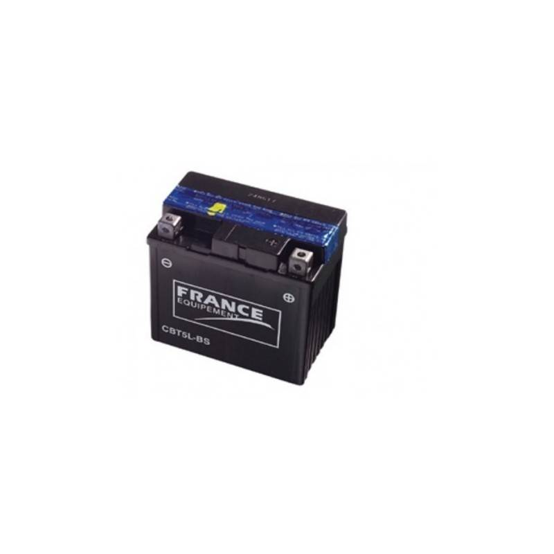 Batterie France Equipement CBT5L-BS CBT5L-BS FRANCE EQUIPEMENT 31,11 €