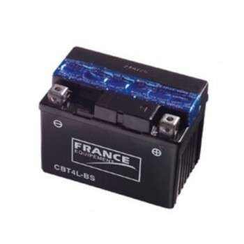 Batterie France Equipement CBT4L-BS CBT4L-BS FRANCE EQUIPEMENT 23,99€