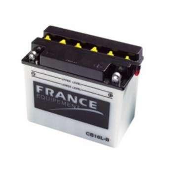 Batterie France Equipement CB16L-B CB16L-B FRANCE EQUIPEMENT 96,83€