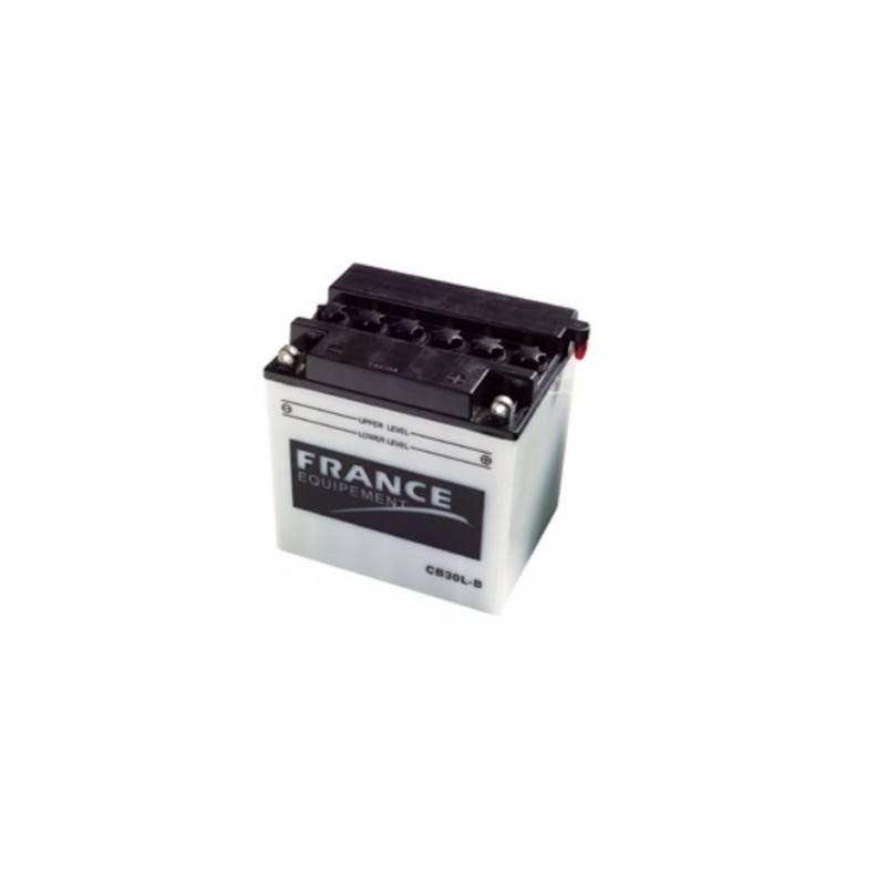Batterie France Equipement CB30L-B CB30L-B FRANCE EQUIPEMENT 150,66€