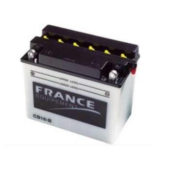 Batterie France Equipement CB16-B CB16-B FRANCE EQUIPEMENT 91,18€