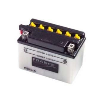 Batterie France Equipement CB4L-A CB4L-A FRANCE EQUIPEMENT 26,13€