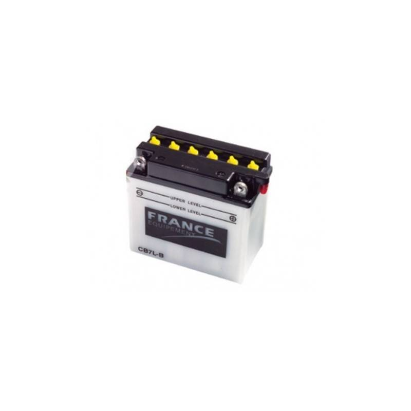 Batterie France Equipement CB7L-B CB7L-B FRANCE EQUIPEMENT 45,64 €