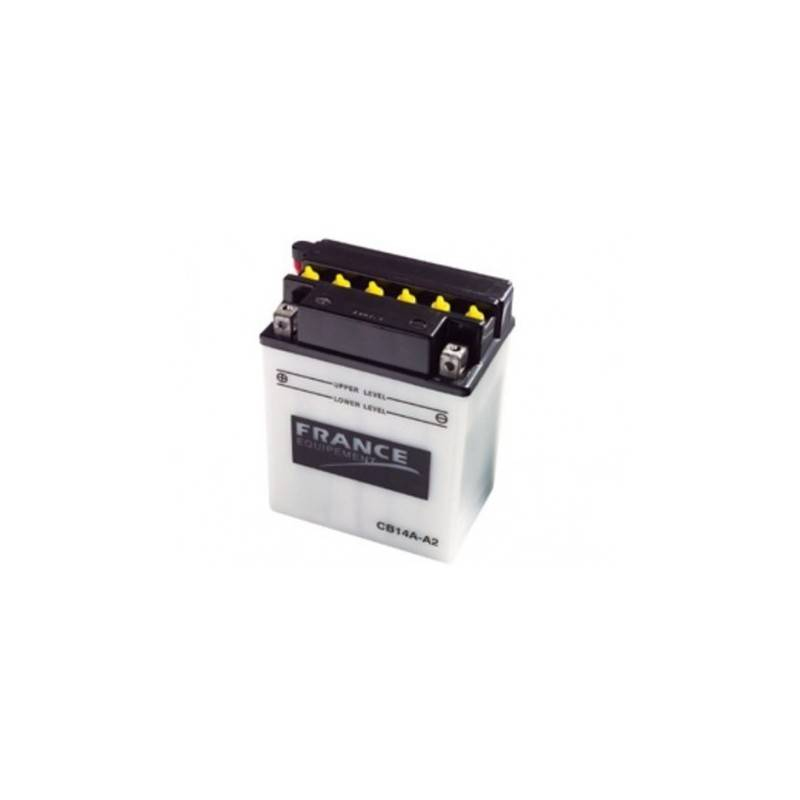 Batterie France Equipement CB14A-A2 CB14A-A2 FRANCE EQUIPEMENT 71,09 €