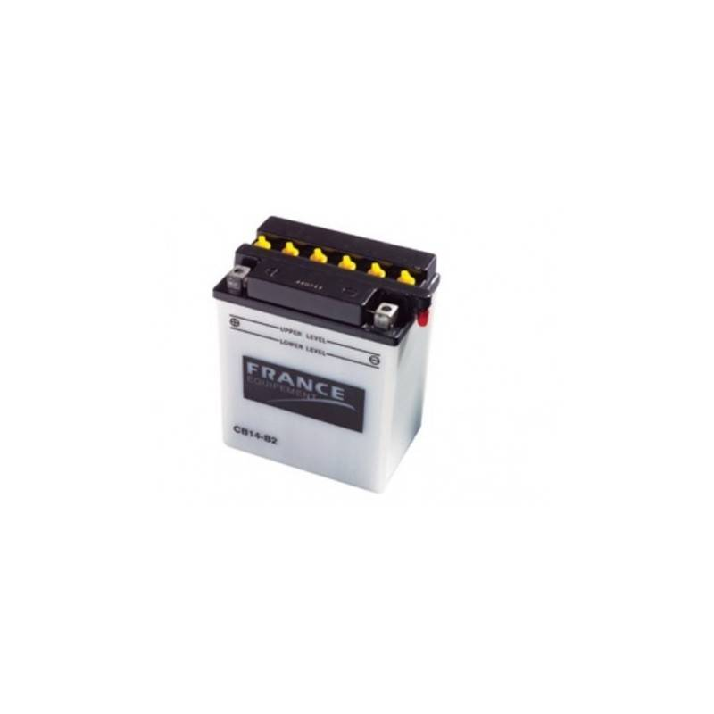 Batterie France Equipement CB14-B2 CB14-B2 FRANCE EQUIPEMENT 65,82 €