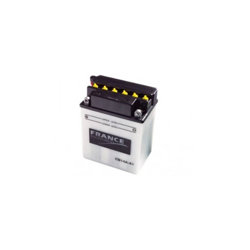 Batterie France Equipement CB14A-A1 CB14A-A1 FRANCE EQUIPEMENT 70,21€