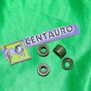 Joints de queues de soupape CENTAURO pour HONDA CRF, SUZUKI RMZ, YAMAHA YZF 450cc P650937/4 Centauro 11,90€