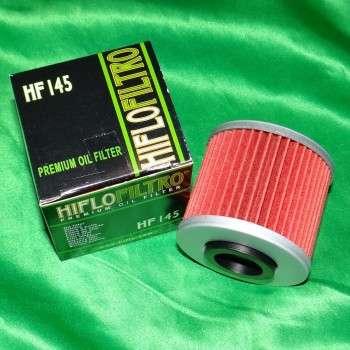 Filtre a huile HIFLO FILTRO pour YAMAHA YFM Raptor, Grizzly,... HF145 HIFLO FILTRO 4,90€