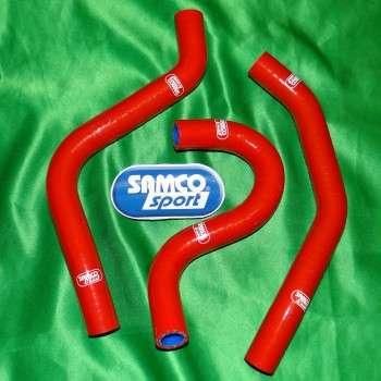 Pack de durite de radiateur SAMCO type origine pour HONDA CRF, CR 80cc, 85cc de 2002 à 2013 HON-20RED SAMCO 76,90€