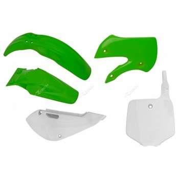 Kit plastique carénage RACETECH pour KAWASAKI KX 65cc de 2001 à 2018 KITKX0-OEM-508 RACETECH 84,90€