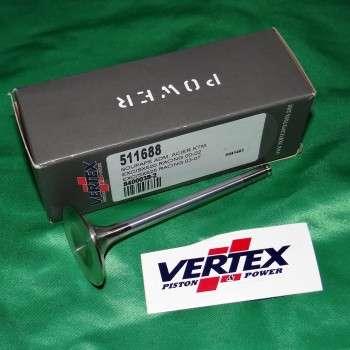 Soupape admission VERTEX en acier pour KTM SX EXC 400 450 520 525 511688 VERTEX 24,90€
