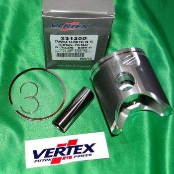 Piston VERTEX forgé pour YAMAHA YZ 125cc de 2005 à 2018 23120 VERTEX 114,90€