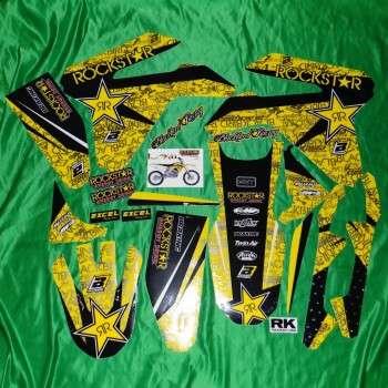 Kits décos BLACKBIRD Rockstar Energy pour SUZUKI RMZ 450 de 2005 à 2007 2315L BLACKBIRD 59,90€