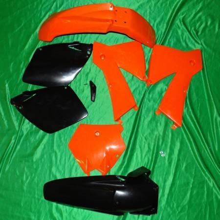 Kit plastique carénage UFO pour KTM SX 125, 144, 150, 200, 250, 505, 540, 625 de 2003