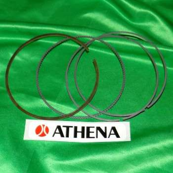 Segment ATHENA Ø100mm 490cc pour HONDA CRF, KAWASAKI KXF, SUZUKI RMZ 450cc S41316178 ATHENA 37,00€