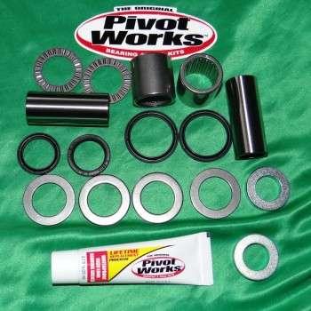 Kit réparation de bras oscillants PIVOT WORKS Honda CR 125 de 1993 à 2001 PWSAK-H08-001 PIVOT WORKS 62,00€