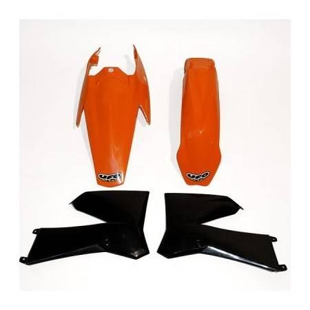Kit plastiques UFO pour KTM SX 85cc de 2006 à 2010