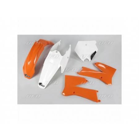 Kit plastiques UFO pour KTM SX 85cc de 2011 à 2012