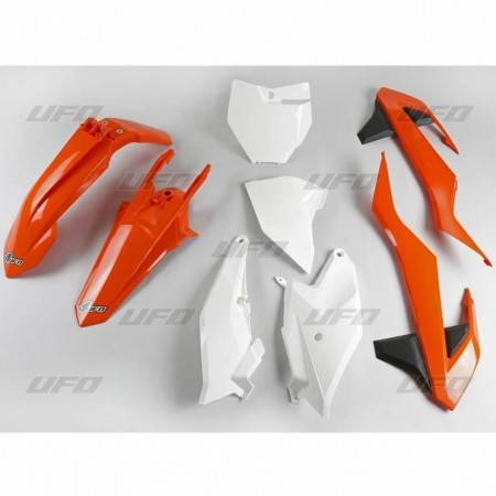 Kit plastiques UFO pour KTM SX 85cc de 2018 à 2019