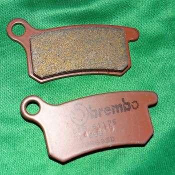 Plaquette de frein BREMBO pour HUSQVARNA TC, KTM SX 65, 85, 105,... 07GR69SD BREMBO 24,90€