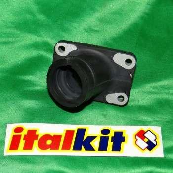Pipe d'admission ITALKIT pour clapet double toit sur KTM 65cc TA.34.10 ITALKIT 39,90€