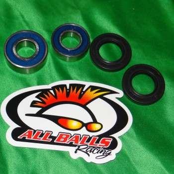 Kit de roulement de roue arrière ALL BALLS pour SUZUKI RM 80, 85 et YAMAHA YZ 65, 80, 85