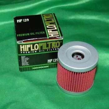 Filtre a huile HIFLO FILTRO pour SUZUKI DRZ LTZ LTR KAWASAKI KFX 400cc